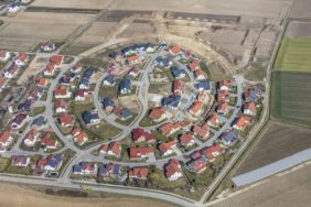 Excavation Wallersdorf Acacia ring - Klaus Leidorf Aerial Photography