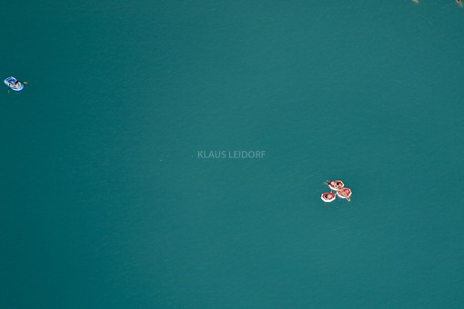 Aerial view of the aquapark - Klaus Leidorf Aerial Photography