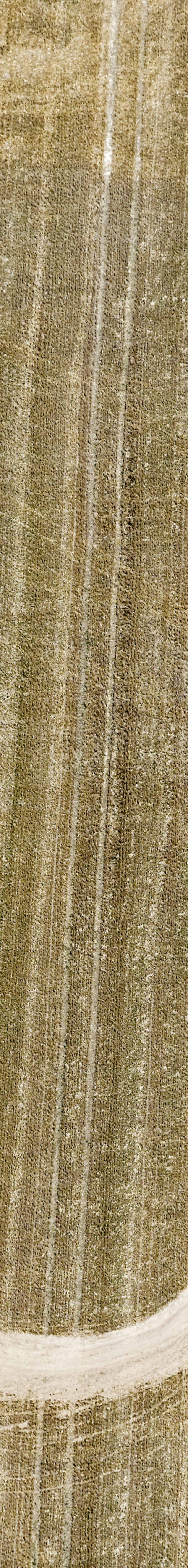 Aerial view of lanes on the stubble field - Klaus Leidorf Aerial Photography