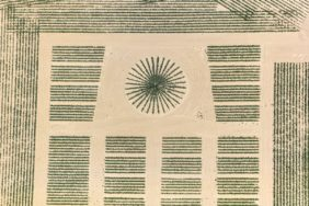 Aerial photograph of a seed field for the cultivation of maize - Klaus Leidorf Aerial Photography
